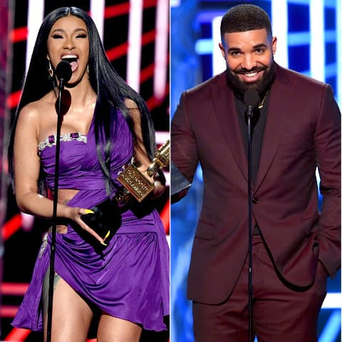 Billboard Music Awards: рэпер Drake установил рекорд